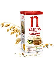 Nairns - Oatcakes - Rough - 291g