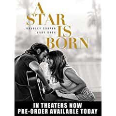 A Star Is Born arrives on Digital Jan. 15 and on 4K Ultra HD, Blu-ray, DVD Feb. 19 from Warner Bros.