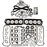 #7: ECCPP Timing Belt Water Pump Kit and Head Gasket Sets,Replacement Parts Fits 1998-2004 Toyota Land Cruiser 4Runner Lexus LX470 GX470 4.7L