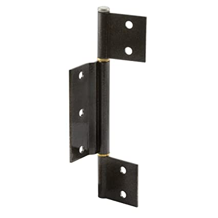 Prime Line Products K 5153 Screen Door Hinge, Florida Brown