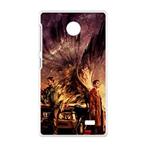Enormous eagle handsome men Cell Phone Case for Nokia Lumia X
