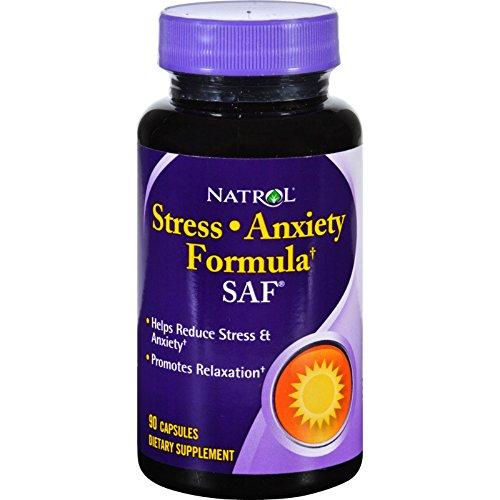 Natrol Stress Anxiety Formula Capsules