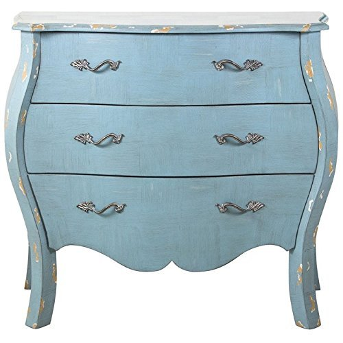 Pulaski DS-D018008 French Bombay Accent Drawer Chest, 38.0