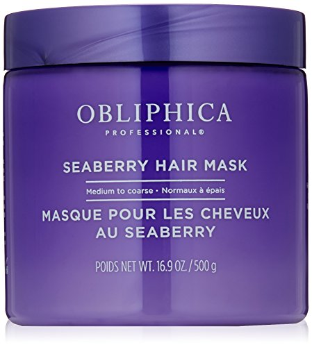 Obliphica Professional Medium to Coarse Seaberry Mask, 16.9 oz
