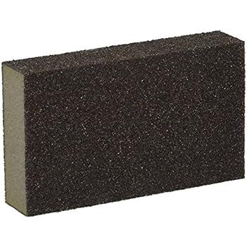 3-Inch x 5-Inch ALI INDUSTRIES 7308 36//60 25 CT Grit Sand Sponge