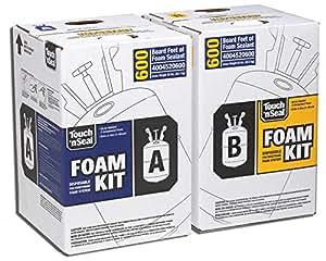 Two Component Polyurethane Foam Kit 600 Board Feet Spray