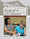 img - for Investigating Sophomore Student Success: The National Survey of Sophomore-Year Initiatives and the Sophomore Experiences Survey, 2014 (Research Reports on College Transitions) book / textbook / text book