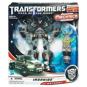 Transformers Dark Of The Moon Mechtech Leader Class Ironhide