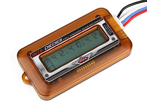 Turnigy DLUX LIPO Battery Cell Display and Balancer (2S~6S) ()