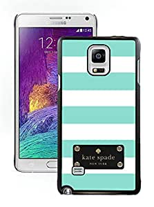 Recommend Custom Design Samsung Note 4 Case Kate Spade New York Customized Phone Case For Samsung Galaxy Note 4 Case 115 Black