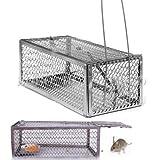 Generic Humane Mouse Cage Mousetrap High Sensitivity Rat Control Catcher Trap Pest Live Animal Trap
