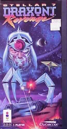 Stellar 7 Draxon's Revenge