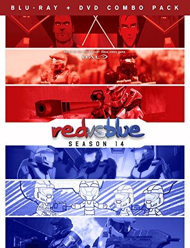 Red vs. Blue: Season 14 (Blu-ray + DVD)