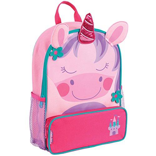 Stephen Joseph Sidekick Backpack, Unicorn