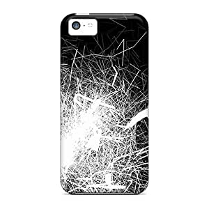 CaroleSignorile Shockproof Scratcheproof Dandelion Inverted Hard Cases Covers For Iphone 5c