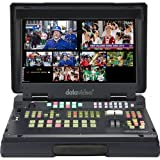 Datavideo HS-2200 Hand Carried Mobile Studio with HD/SD-SDI & HDMI Inputs, Integrated 17.3'' Monitor, Dual PiP, 6-Input Multi-Definition Switcher