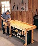 How to Make Workbenches & Shop Storage