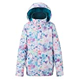 Burton Youth Girls Elodie Jacket, Drip Dye, X-Small