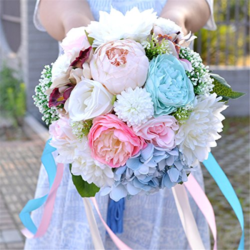 Zebratown-10-Peony-Bridal-Bridesmaid-Bouquets-Artificial-Rose-Silk-Flowers-Bouquet-Home-Wedding-Decoration
