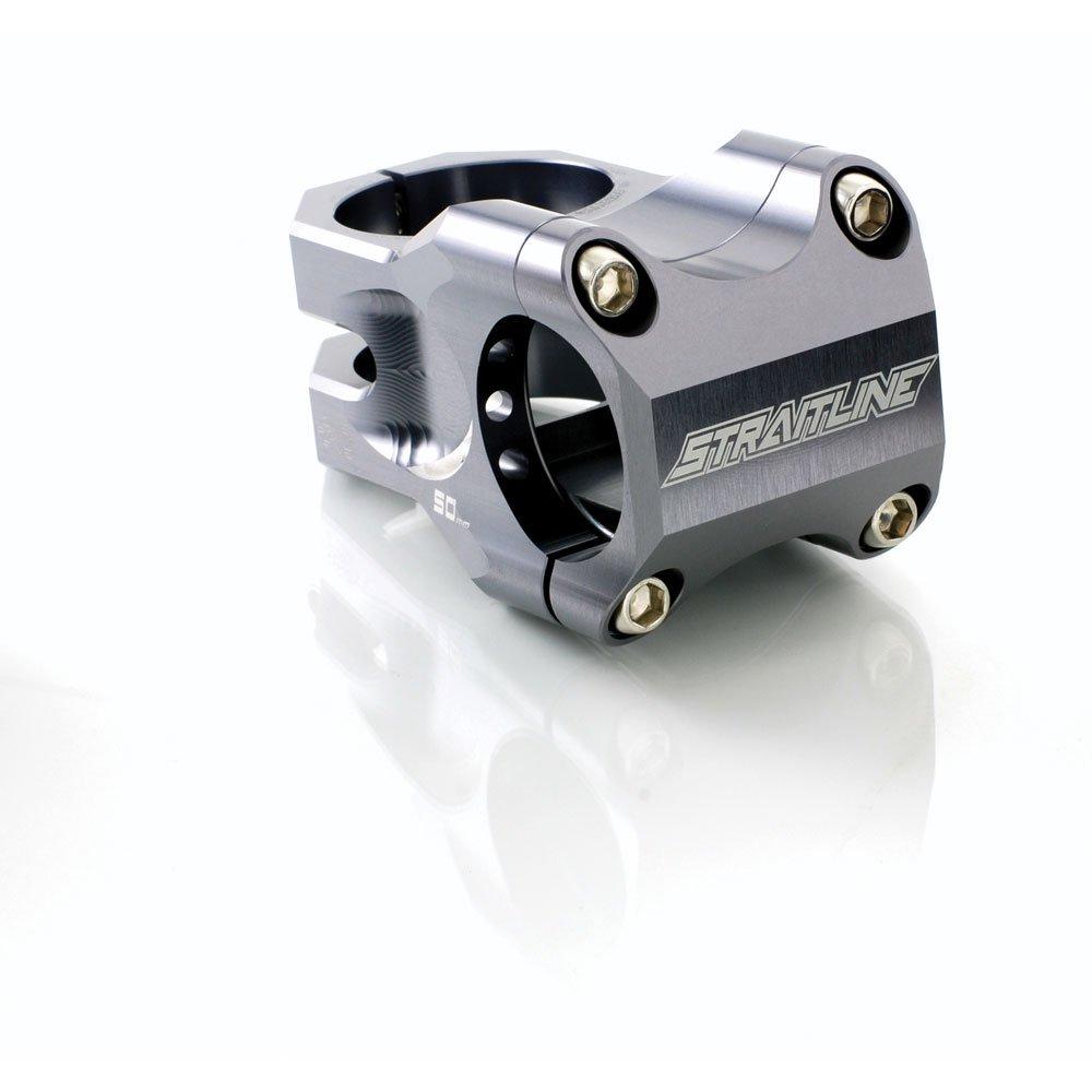 Straitline Components MTB-Vorbau Pinch Titanium Grau, 31.8 mm, 35 mm