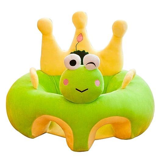 Sitzsack Baby Kindersitzsack Baby Lernen Sitzen Plüsch Sofa für Babys 0-2 Jahre