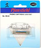 Pfanstiehl Turntable Phonograph Lead Wires Stereo