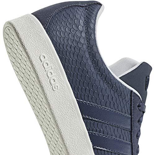 Baskets VL Bleu 2 Court adidas Femme 0 0d5qgX
