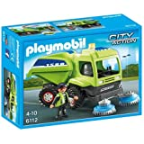 Playmobil City Action City Cleaning Street Cleaner