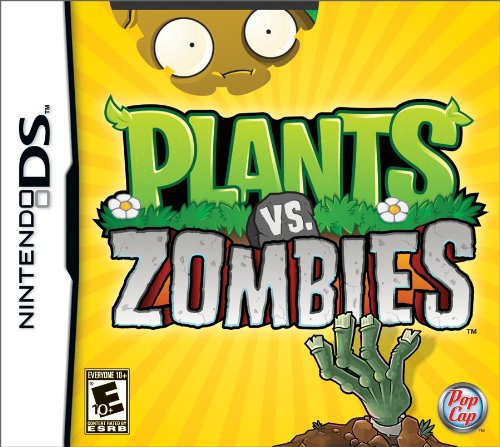 Plants Vs. Zombies - Nintendo DS (Popcap Games Ds)