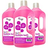 Mountain Falls Kid's Bubble Bath, Tutti Frutti, 64 Fluid Ounce (Pack of 3)