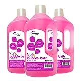 Best Bubble Baths - Mountain Falls Kid's Bubble Bath, Tutti Frutti, 64 Review