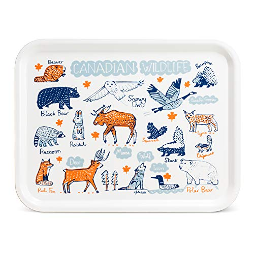 (Abbott Collection 80-TRL-JG-01 Canadian Wildlife Tray-13x17 L, 13 x 17)