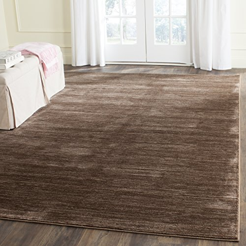 Safavieh Vision Collection VSN606R Brown Area Rug (4' x 6') (Brown Rug Area)