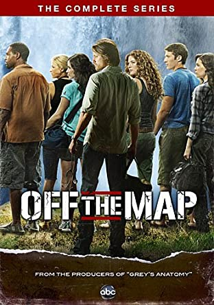 Off The Map Amazon.com: Off The Map: The Complete Series: Jonathan Castellanos  Off The Map