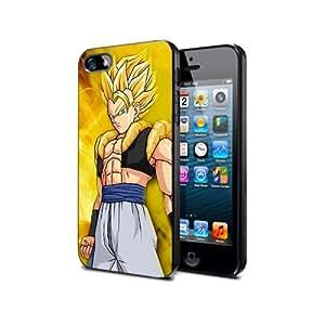 Dragonball Z Goku Cartoon Manga Game Dgz7 Case Cover Protection for Nexus 4 Black Pvc