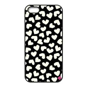 iPhone 5,5S Phone Case White Kate Spade V8804026