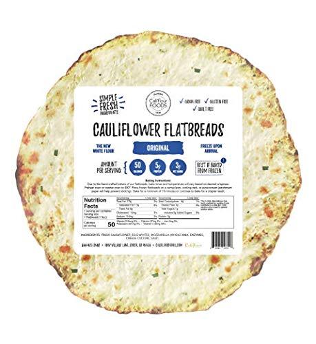 Cali'flour Foods Flatbreads (5