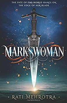 Markswoman by Rati Mehrotra fantasy book reviews