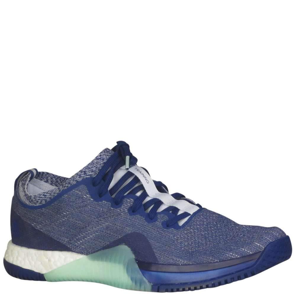 1d71b353066e2 adidas Women's Crazytrain Elite Cross Training Mystery Ink/Cloud White/Aero  Blue 11 B(M) US