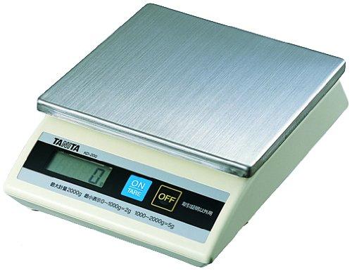 TANITA 卓上スケール (取引証明以外用) 2kg KD-200 (2kg) B001CV4DSG 2kg計