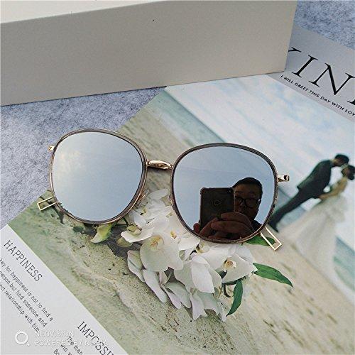 para Gafas C1 De De Gafas Anti UV Sol Xue c5 Sol zhenghao Sq58I