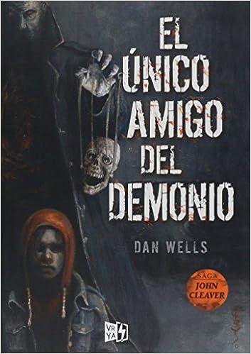 SAGA CLEAVER 4 - UNICO AMIGO DEL DEMONIO