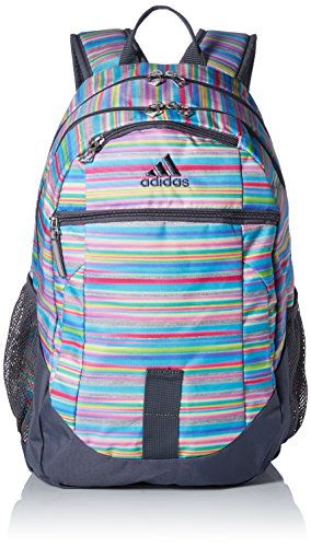 adidas Foundation Backpack, Meridian/Onix, One - Backpack School