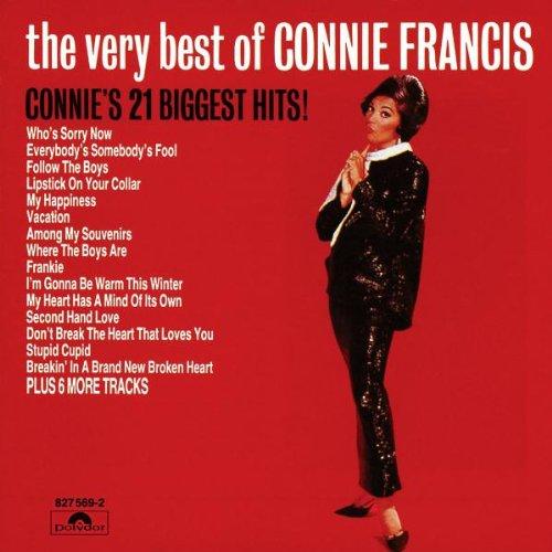 Connie Francis - 1959_390 - Zortam Music