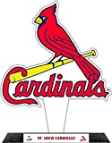 St. Louis Cardinals StandZ Logo Photo Desktop Display