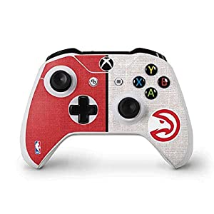 Atlanta Hawks Xbox One S Controller Skin - Atlanta Hawks Canvas | NBA & Skinit Skin