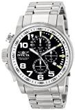 Invicta Men's 14955 Force Silver-Tone Stainless Steel Watch