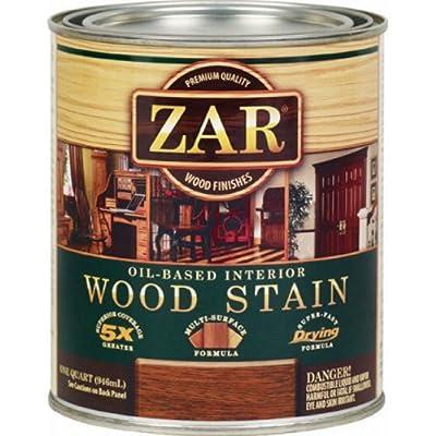 Zar 12112 Onyx Wood Stain, Black