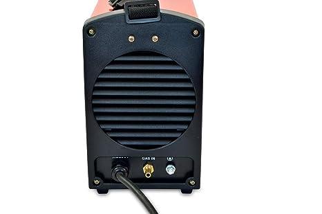 Cortadora de Plasma Inverter 40 amp hasta 12mm Corte de plasma Soldador Inverter: Amazon.es: Bricolaje y herramientas