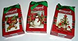 Brownlow Gifts Hometown Christmas Wassail Apple Cider Drink Mix Collection Set of 3